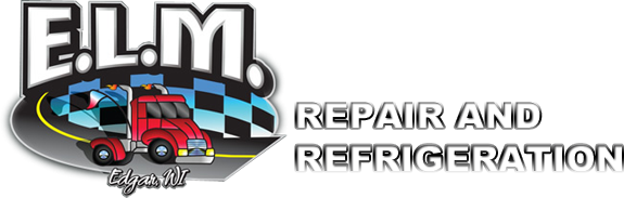 E.L.M. Repair & Refrigeration, full-service diesel repair shop in Edgar WI